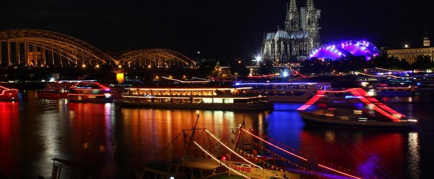 Das Nachtleben in der Rheinmetropole Köln